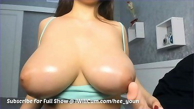 japanese milf With phat breasts loves to spunk mayo and dump