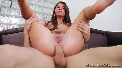 LeWood wide open ass fucking bitch Cassandra Nix