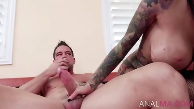 Murderous wife Kills Her husband And Has ass fucking fuck-fest With Neighbor - Lily Lane