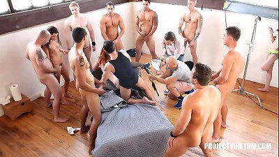Dani Jensen 15-Man All Holes All Loads (Extended Trailer)