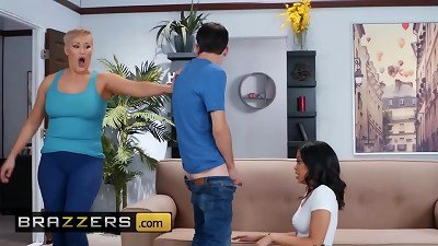 warm And Mean - (Jeni Angel, Ryan Keely) - You Dont Need A schlong Part 1 - Brazzers