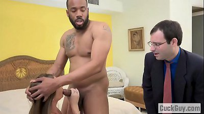 Do you mind if I watch, Honey? - Maddy O'Reilly - CUM EATING CUCKOLDS