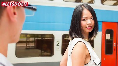 LETSDOEIT - pov sizzling bang-out With An korean teen Tourist Jureka Del Mar